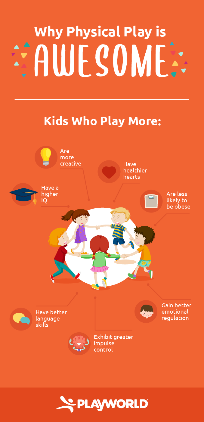 Why Physical Play Is Awesome