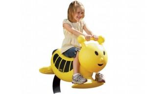 bumble bee Sensory play