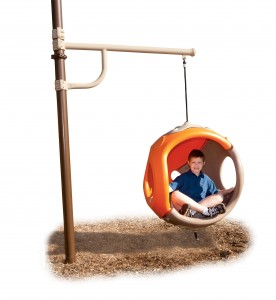 CozyCoon Inclusive play product focus: Cozy Cocoon