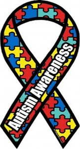 autism ribbon Ten tips for choosing a playground for a child with autism