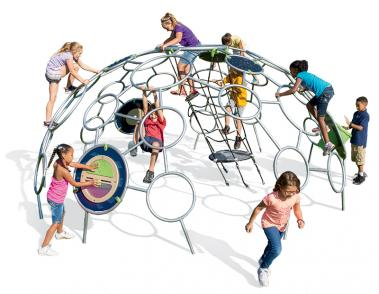 unity dome Inclusive play product focus: Unity Dome