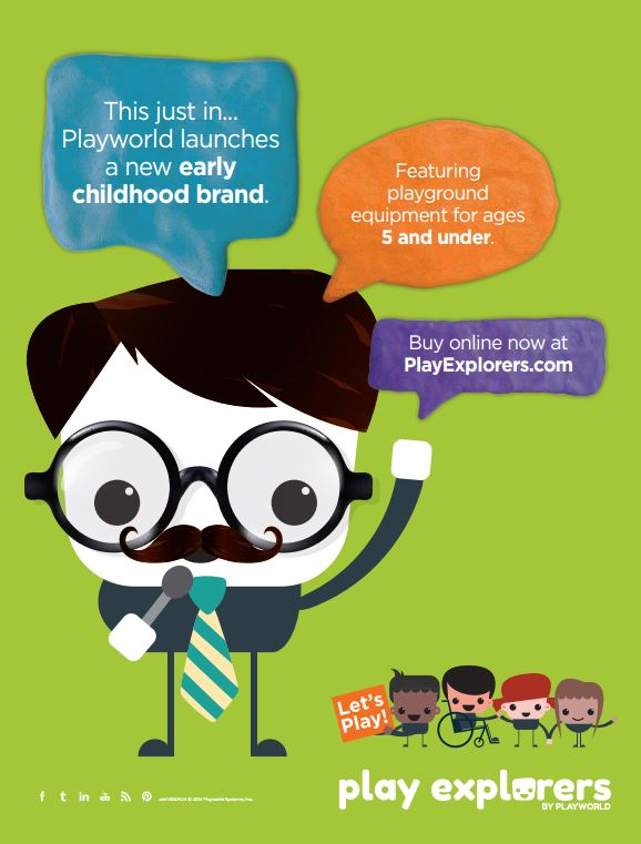 playexplorers Introducing PlayExplorers™: Early childhood play equipment for ages five and under