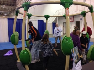 4 Playtime at the Chicago Toy & Game Fair