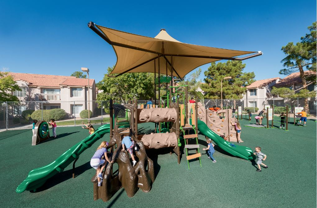 Playworld playground - apartments in Las Vegas, Nevada