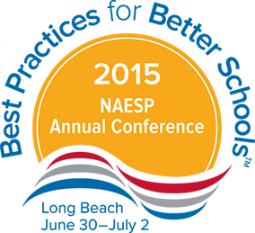 2015 NAESP Conference, Long Beach, Calif. June 30-July 2