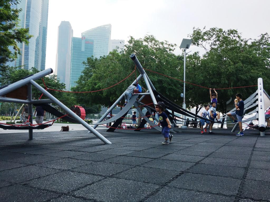 Singapore Playform 7 - Playworld