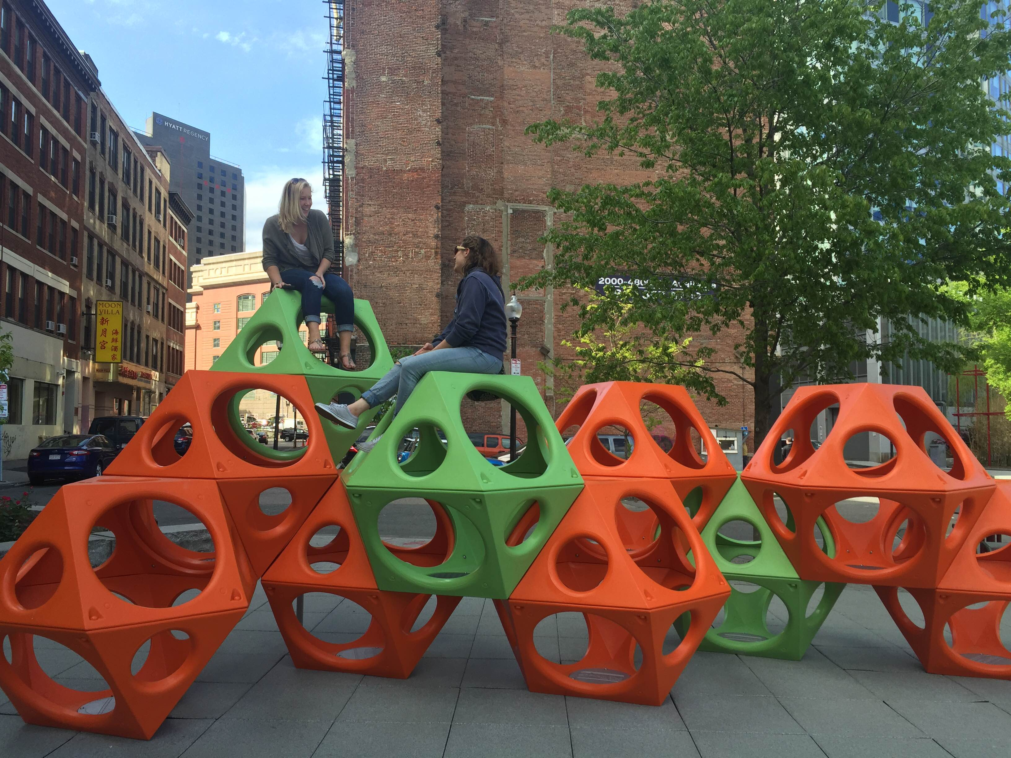 saving play  playcubes at chinatown park