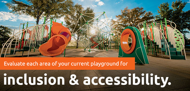 Evaluate Current Playground for Inclusion & Accessability