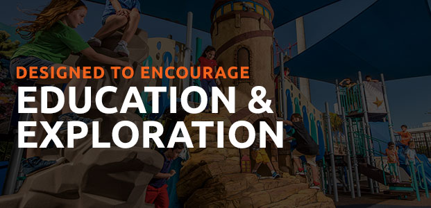 encourage education and exploration