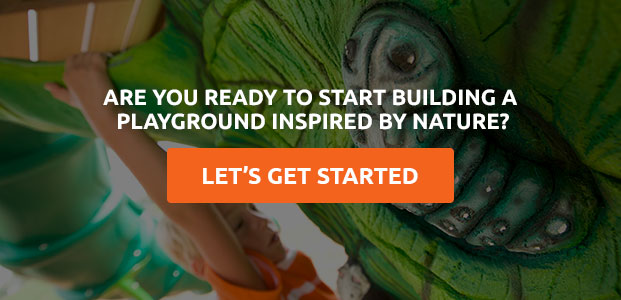 build your playground inspired by nature