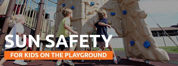Sun Safety for Kids on the Playground