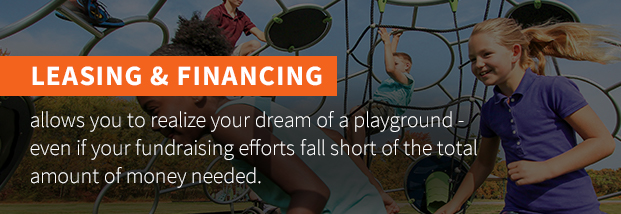Leasing and financing your playground