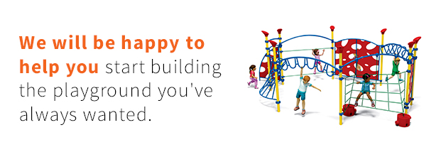 Playworld can help create your dream playground