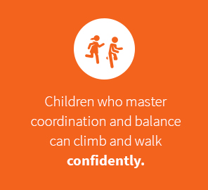 Why Coordination and Balance are Important for Children to Master