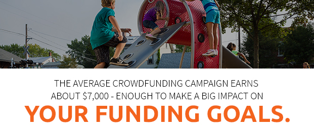 Average crowdfunding campaigns earn $7,000