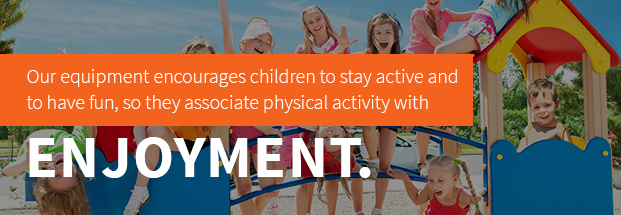 Encourages children to stay active