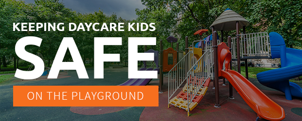 Keeping Daycare Kids Safe On The Playground