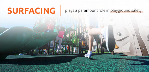 Surfacing Plays A Paramount Role In Playground Safety