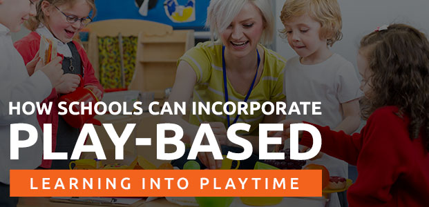How Schools Can Incorporate Play-Based Learning Into Playtime