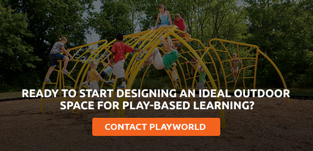 Design Your Ideal Outdoor Space For Play-Based Learning With Playworld