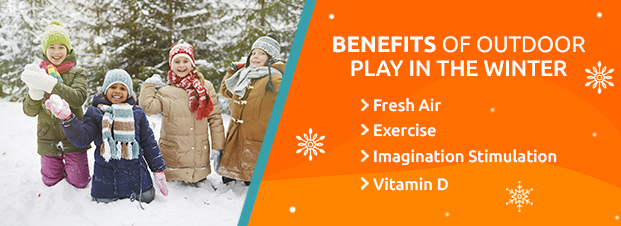 Benefits Of Outdoor Play In The Winter