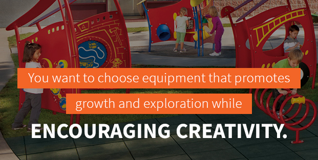 Equipment That Encourages Creativity