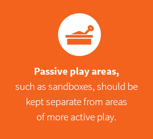 Passive Play Areas