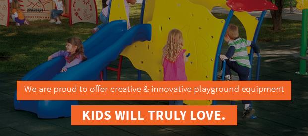 Creative And Innovative Playground Equipment