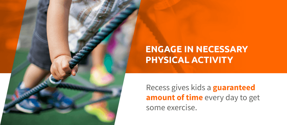 Physical Activity Is Necessary For Kids
