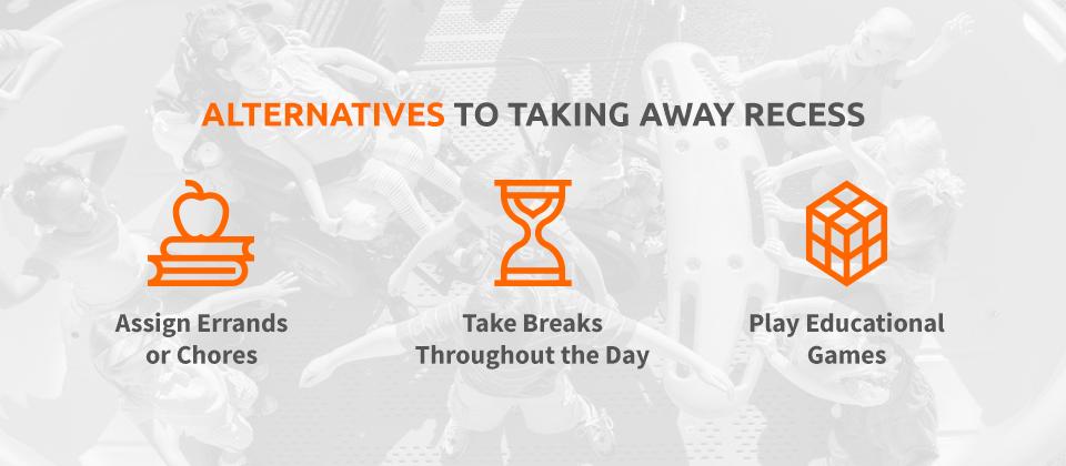 Alternatives To Taking Away Recess