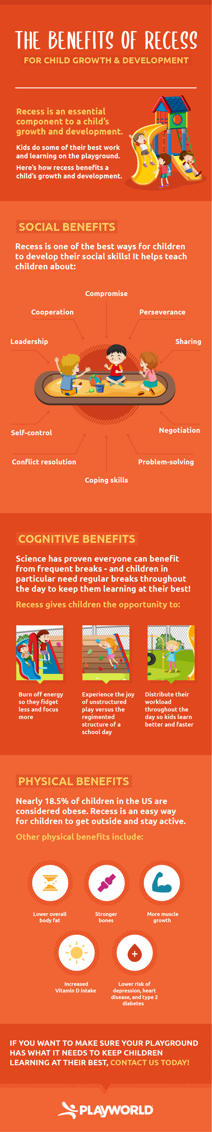 The Benefits Of Recess