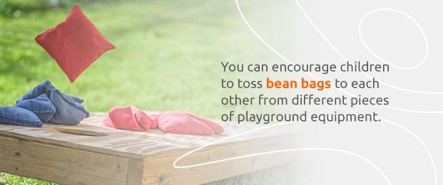 Wheelchair-Friendly Bean Bag Toss