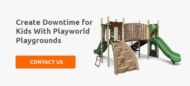 Create Downtime For Kids With Playworld Playgrounds