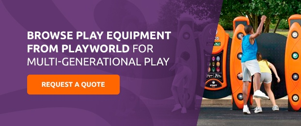Browse Play Equipment from Playworld