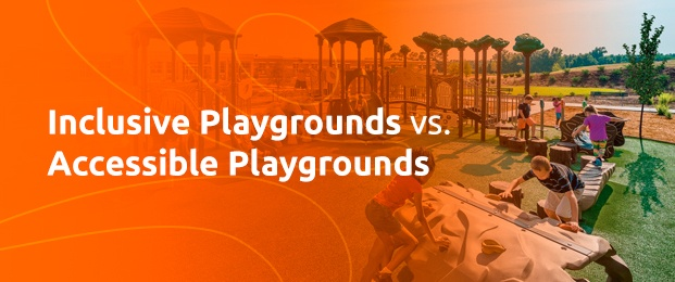 Inclusive vs accessible playgrounds