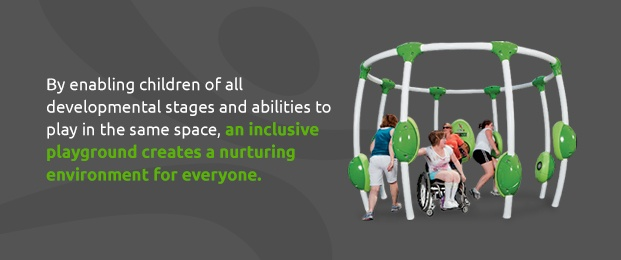 Inclusive playgrounds