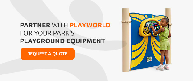 Request a quote for parks and rec equipment