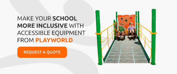 Make your school more inclusive with accessible equipment