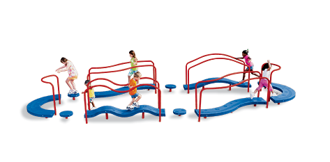 Playworld Balance Trax