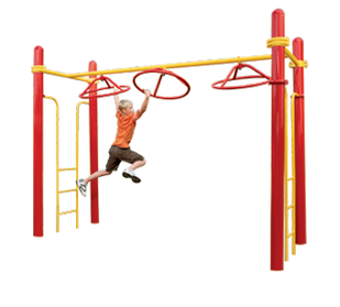 Playworld Sky Swivels