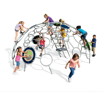 Playworld Unity Dome Climber