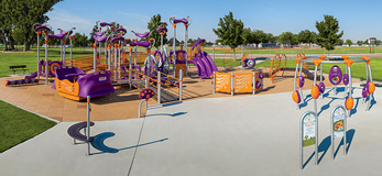 Private Community Playgrounds