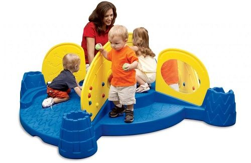 Infant playground equipment