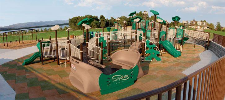 Mallard Park Playworld 174