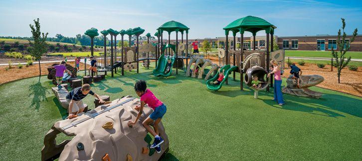 Latta Elementary Playworld 174
