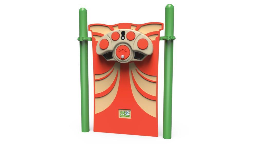 Rhythm Spinner - KPE: Kid Powered Energy