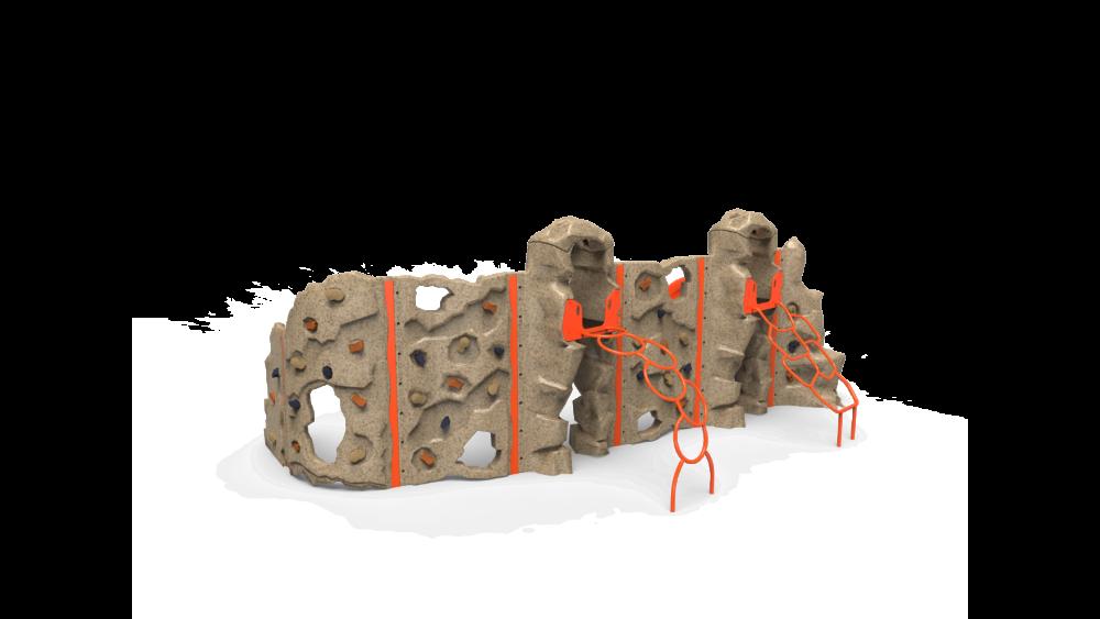 Adventure Canyon - RockBlocks® Climbers