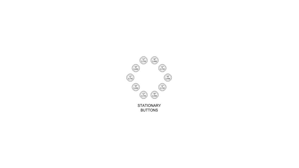 Button Loop - Balance Activities