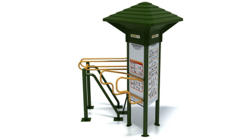 Station 7 (ADA) - LifeTrail®