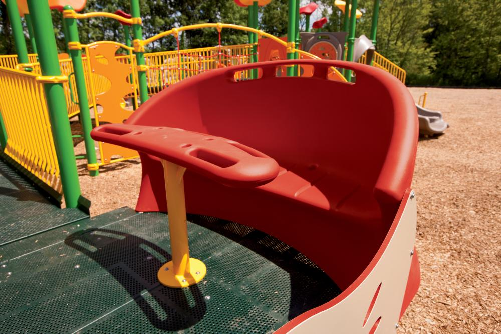 AeroGlider™ - Inclusive Play Activities